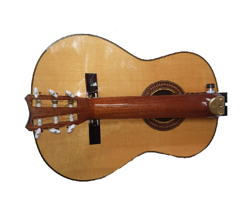 Classical folding guitar